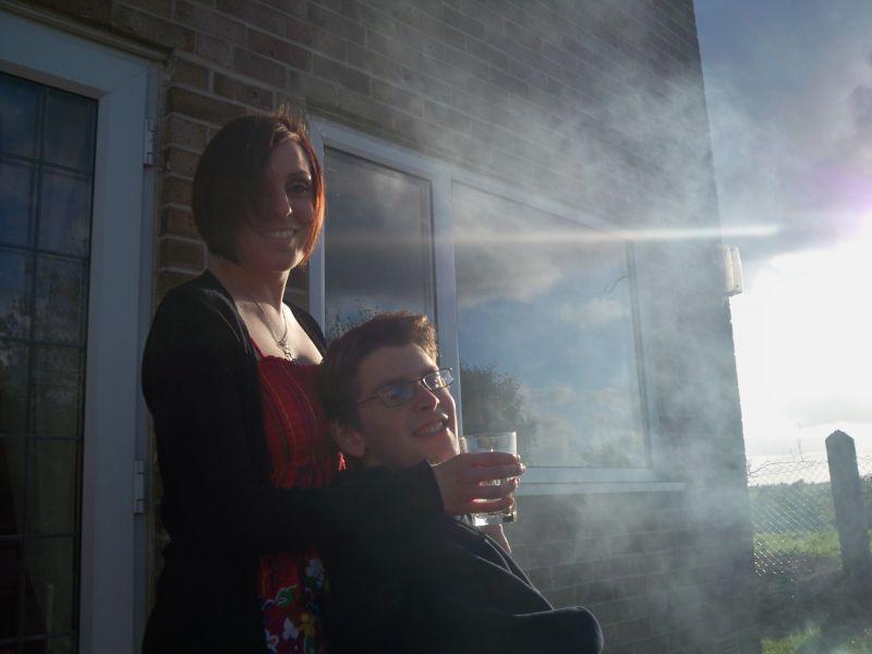 Matt and Amy
