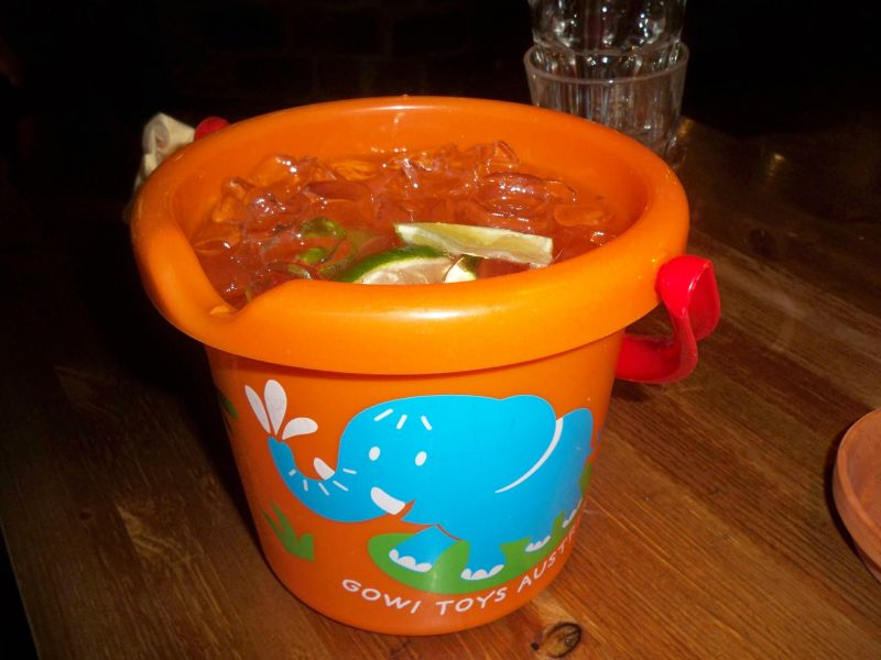Bucket of Cocktail