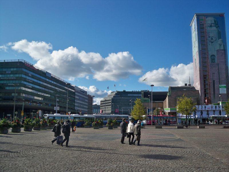 Square in the Centre