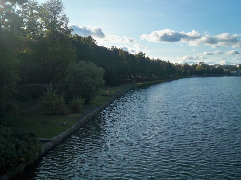 River Through Helsinki (2)