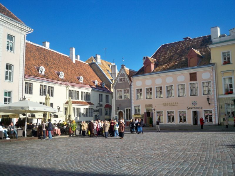 Tourist Square
