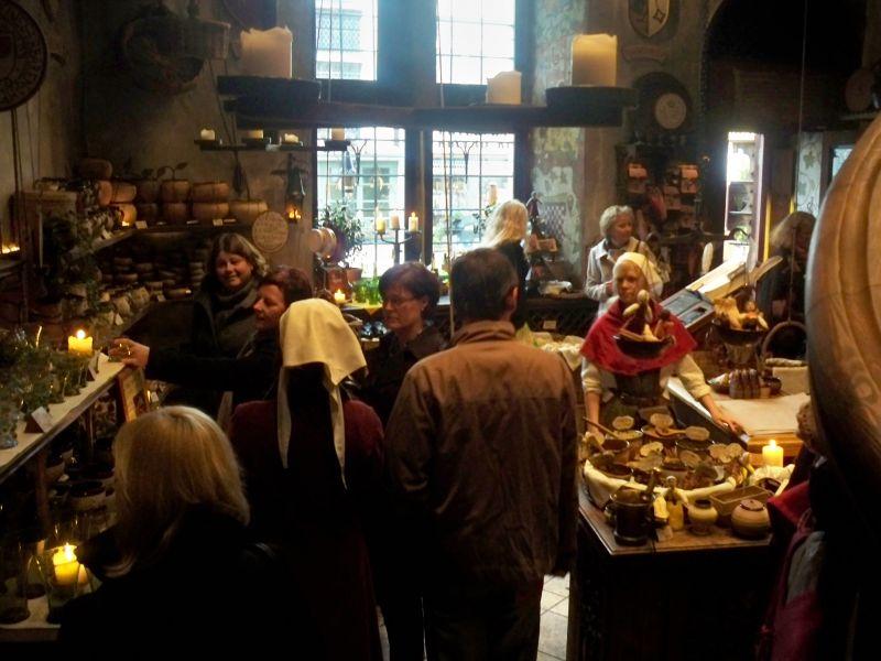 Olde Hansa Medieval Shop