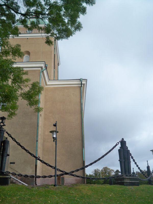 Suomenlinnan Church