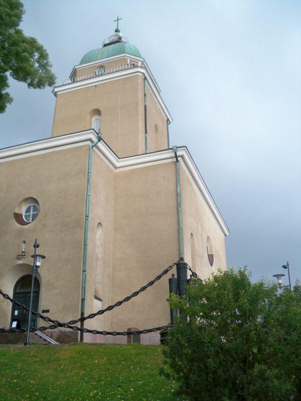 Suomenlinnan Church (2)