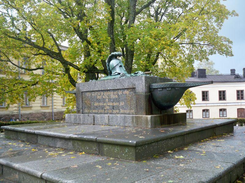 Tomb of Augustin Ehrensvärd