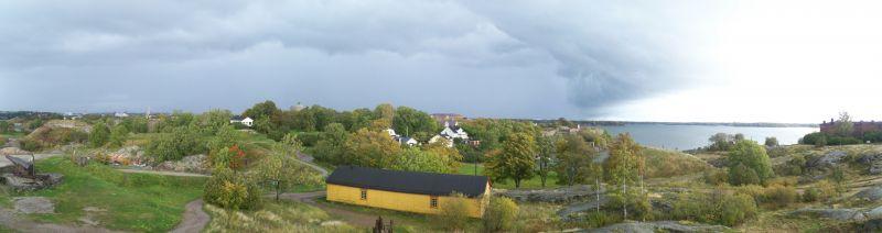 Suomenlinna Panoramic