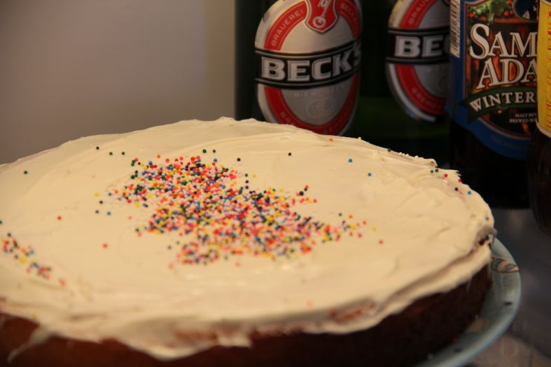 Cake   Beer